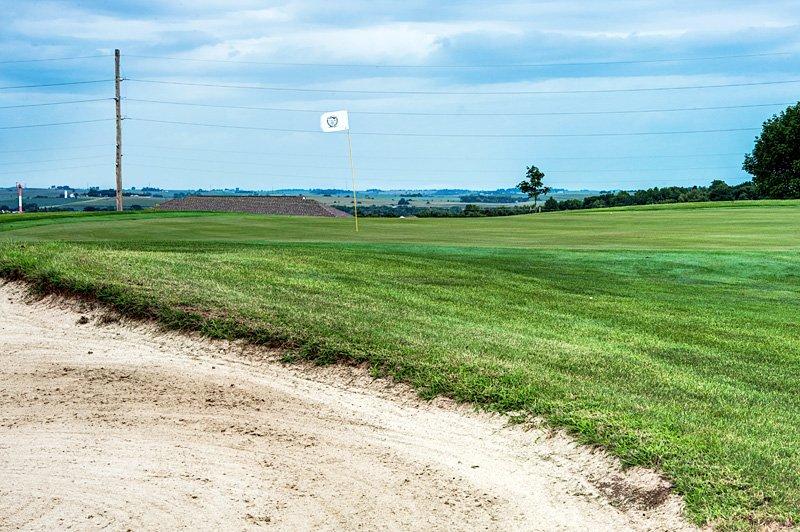 #10 Green - Atlantic Golf & Country Club