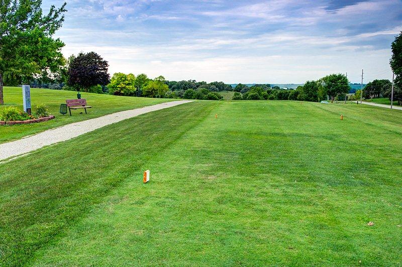 #11 Tee - Atlantic Golf & Country Club