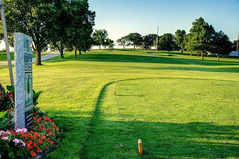 #12 Tee - Atlantic Golf & Country Club