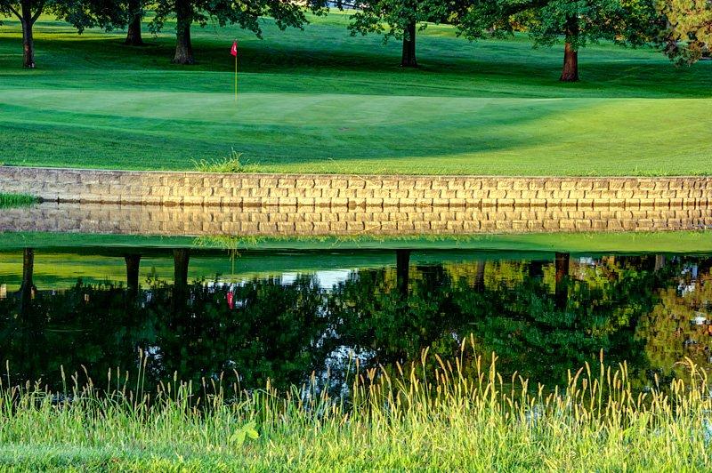 #14 Green - Atlantic Golf & Country Club