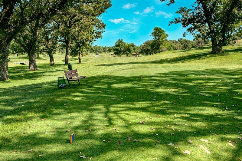 #14 Tee - Atlantic Golf & Country Club