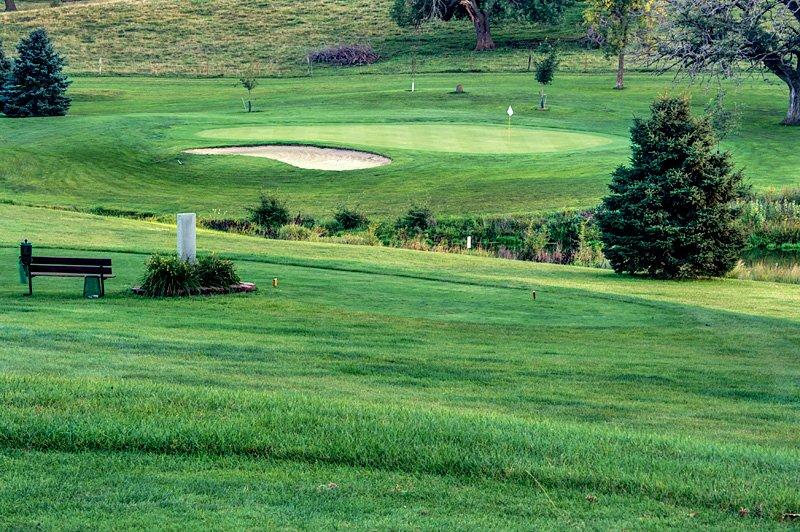 #15 Ladies Tee - Atlantic Golf & Country Club
