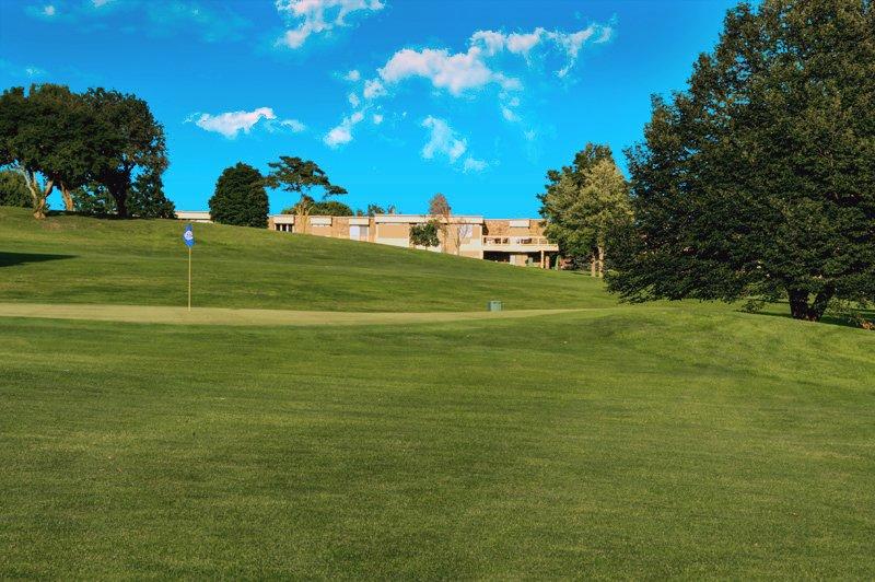 #16 Green - Atlantic Golf & Country Club