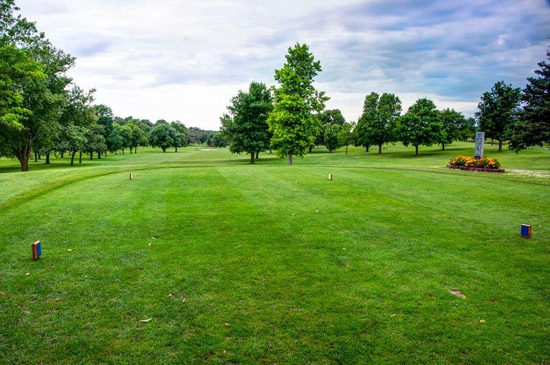#17 Tee - Atlantic Golf & Country Club