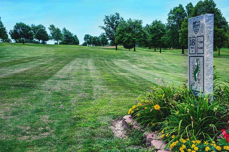 #18 Ladies Tee - Atlantic Golf & Country Club