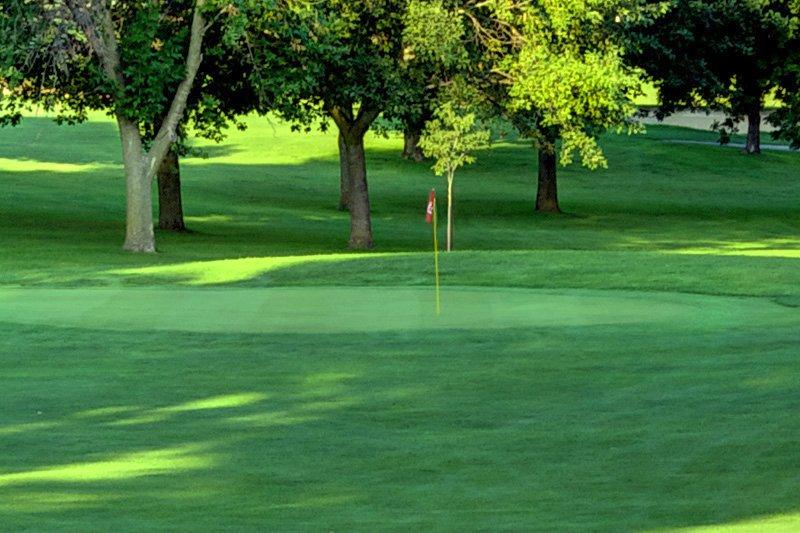 #2 Green - Atlantic Golf & Country Club