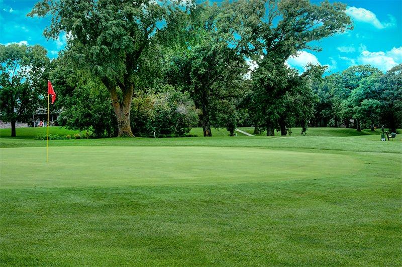 #5 Green - Atlantic Golf & Country Club