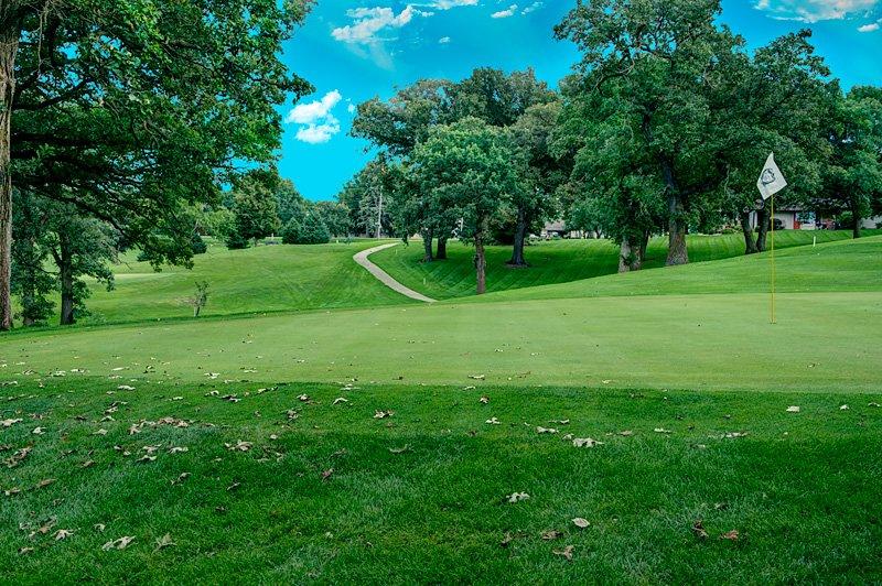 #6 Green - Atlantic Golf & Country Club