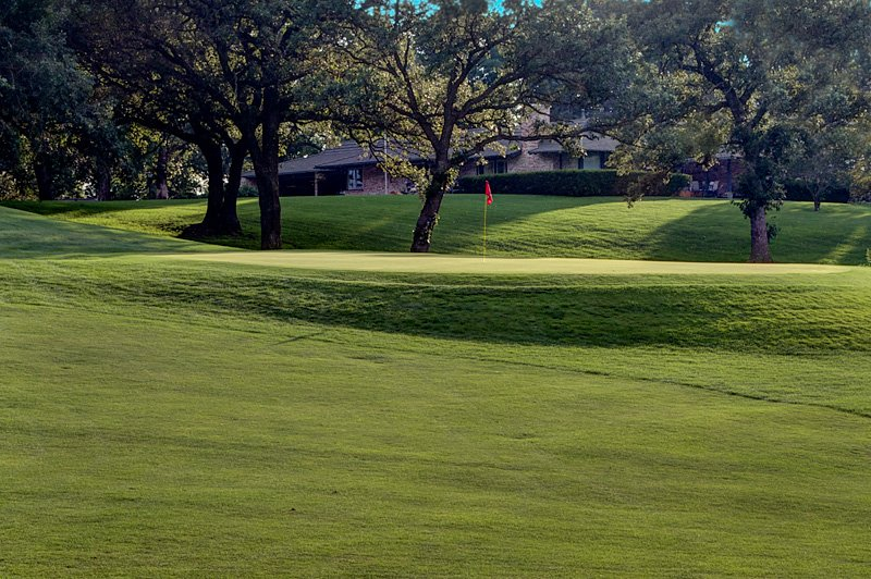 #8 Green - Atlantic Golf & Country Club